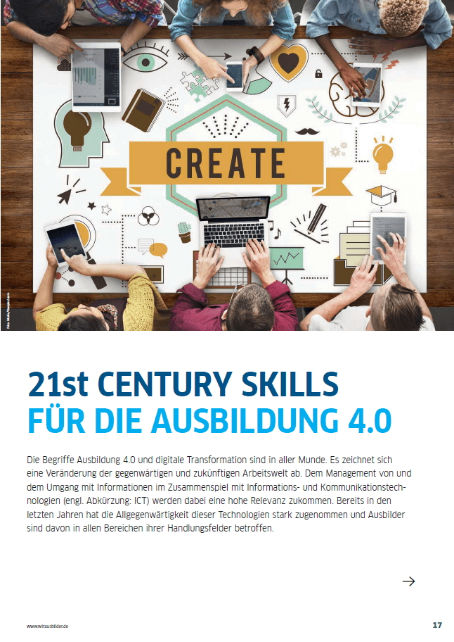 just ask! GmbH 21st-century-skills Publikationen